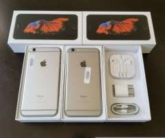 IPHONE 6S PLUS SPACE GRAY - FACTORY UNLOCKED