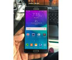 Samsung galaxy note 4 32gb rec lleg 4G LTE