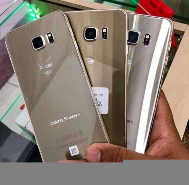 Samsung Galaxy S6 EDGE Plus 32GB INTERNACIONAL
