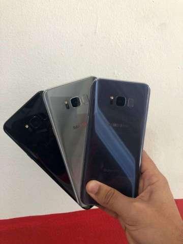 Galaxy S8 64gb  Desbloq