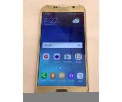 Samsung Galaxy S6 Dorado