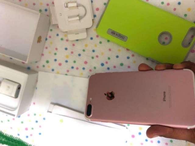 iPhone 7 Plus 128 Gb rosado
