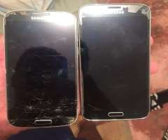 Tarjetas de Samsung s4 y s5