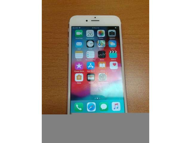 Iphone 6s 16GB Bloqueado de At&t 9.5 de 10