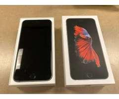 iPhone 6s Plus de Space Gray 64Gb