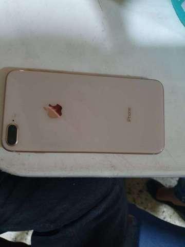 Iphone 8 plus clase A factori de 64 gb rose gold