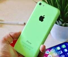 Iphone 5c 16 GB Green Desbloqueado de fábrica