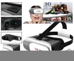 VR BOX lentes de realidad virtual mas control bluetooth