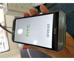 HTC ONE M8, 32GB, CAMARA 13MP