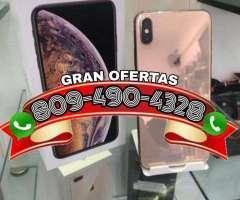 IPHONE XS MAX TOTALMENTE NUEVO Y DESBLOQUEADO