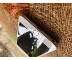 iPhone 6s Plus de 64gb Silver desbloqueado.