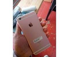 iPhone 6s plus 64gb desbloqueado de fabrica (460)