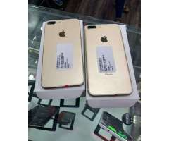 IPHONE 7 PLUS 128 GB NUEVO DE FABRICA FACTORY