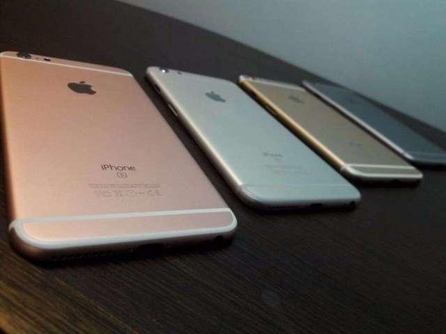Iphone 6s plus 128GB MFTECH of3rta