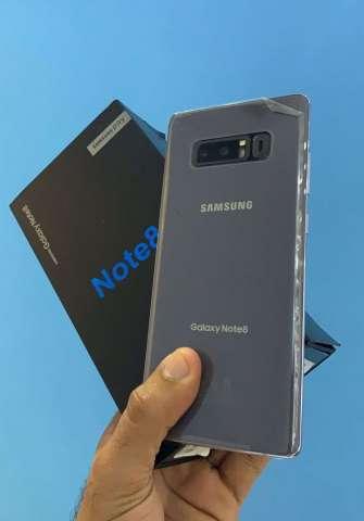 Vendo Samsung Galaxy Note 8 64GB Orchid Gray Nuevo, Desbloqueado, RD$ 21,995 NEG