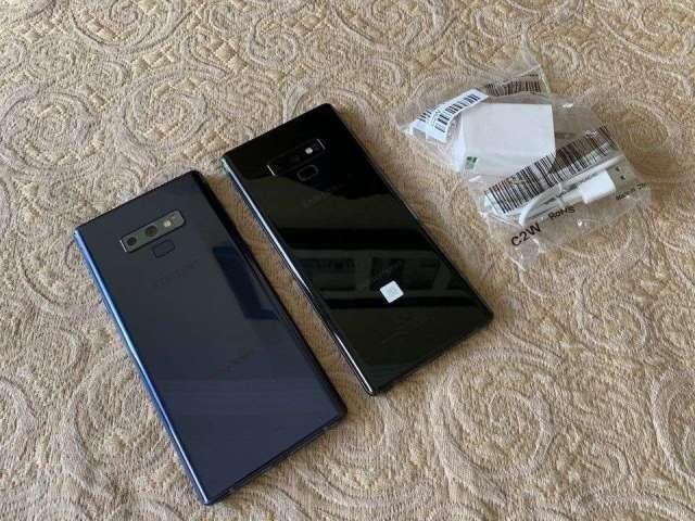 Samsung galaxy note 9 nueva 0km