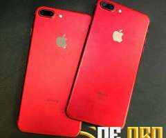 iPhone 7 Plus Red 128 GB Factory