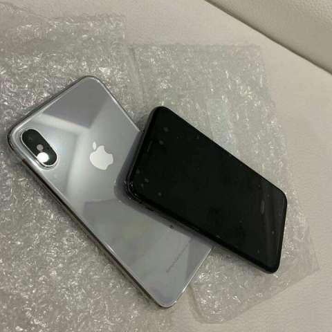 iPhone X 256 GB Factory Unlock