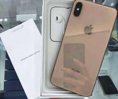 iPhone xs mas factory 256gb
