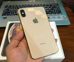 iPhone xs max 256 GB FACTORY FULL