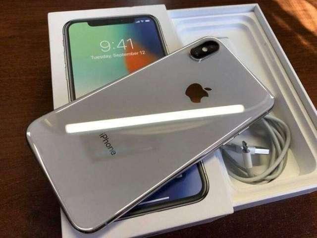 iPhone x 64 gb factory full blanco