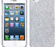 COVER DIAMANTE PARA IPHONE 5