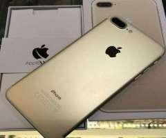 iphone 7 plus factory gold 128gb