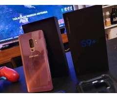 SAMSUNG GALAXY S9 PLUS 256GB