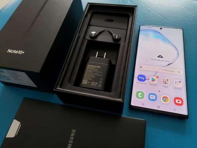 Samsung Galaxy Note 10 Plus 256GB Desbloqueado