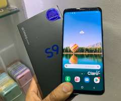 Vendo Samsung Galaxy S9 64GB Version Internacional, Desbloqueado, RD$ 17,500 NEG
