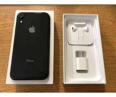 iPhone xr 128 GB factory full oragen