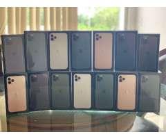 iphone 11, 11 pro y 11 pro max factory unlock nuevos sellados disponibles en sd