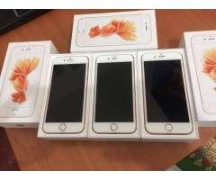 Iphone 6s Todos los colores 64gb FACT