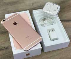 iPhone 6s plus 64 GB factory rosado