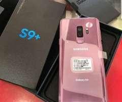 SAMSUNG GALAXY S9 +128GB DESBLOQUEADO