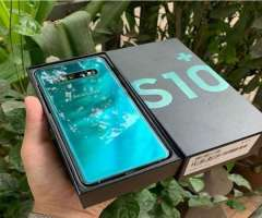 SAMSUNG GALAXY S10 254GB DESBLOQUEO