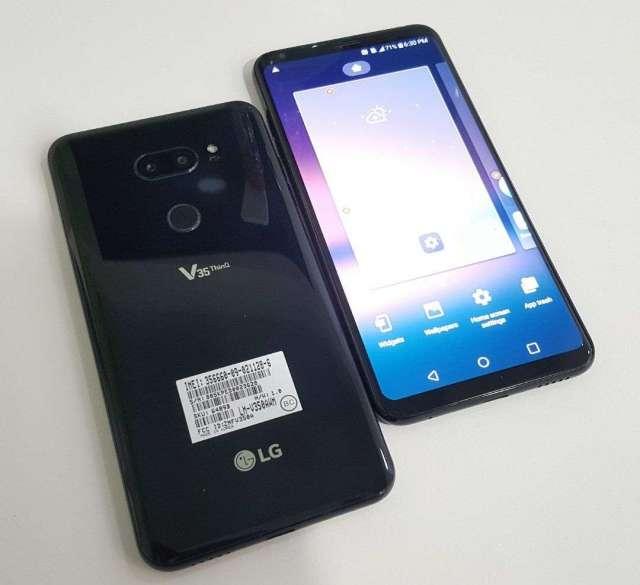 LG V35 ThinQ 64GB 6GB RAM NUEVO