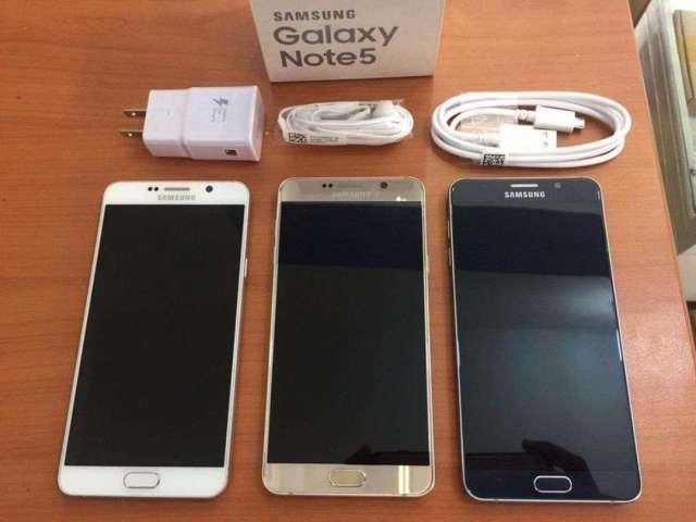 Samsung Galaxy Note 5 32gb desbloq
