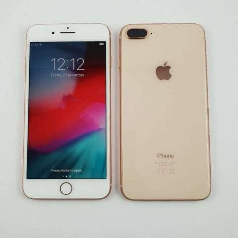 Iphone 8 plus 64gb factory Gold