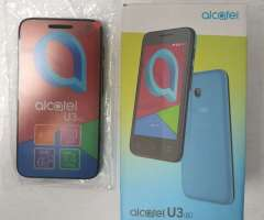Alcatel U3 nuevos en caja
