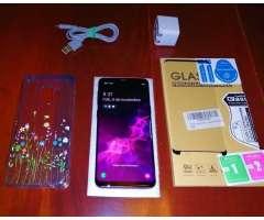 Samsung Galaxy S9 64gb + Accesorios Extras NUEVO!!