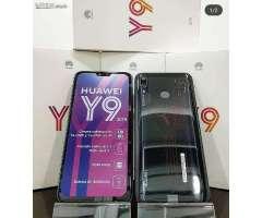 Huawei y9 2019 - usado clase A- De la compañía claro
