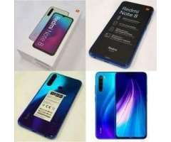 Xiaomi Note 8 64gb sellado