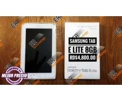 La Samsung Galaxy Tab E Lite 8gb