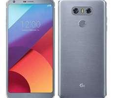 Lg G6 ThinQ Platinium 32Gb de 5.7Plg Android.8.0 Nuevo