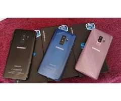 SAMSUNG S9 PLUS 64GB