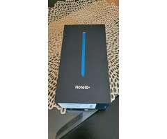 Samsung Galaxy Note 10 Plus 256GB Blanca y Aura Glow