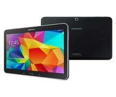 Tablet Samsung Tab 4 de 16Gb 10.1Plg. De Chip
