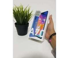 SAMSUNG A70 AZUL 128GB SELLADO