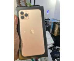Iphone 11 Pro Max 256gb Gold Factory